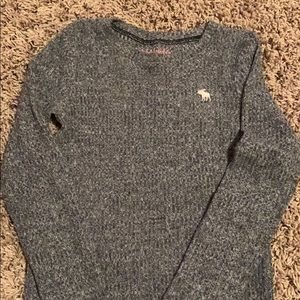 Girls Abercrombie kids long sleeve shirt